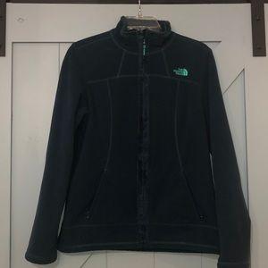 The North Face jacket zip up medium synchilla